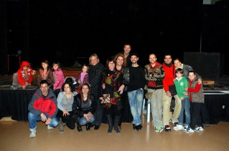 Taperpègics a la Patronal de Sant Quirze del Vallès