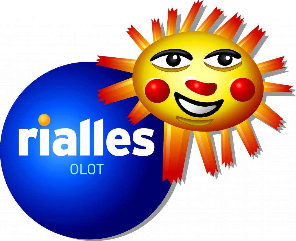 RIALLES OLOT,  DINS LES FESTES DEL TURA-2011