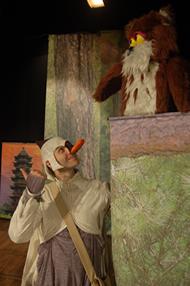 L'anaget Lleig (un viatge musical) Maçanet de la Selva